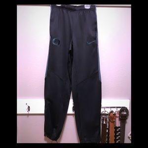 Nike mens Oregon thermal dri-fit sweat pants