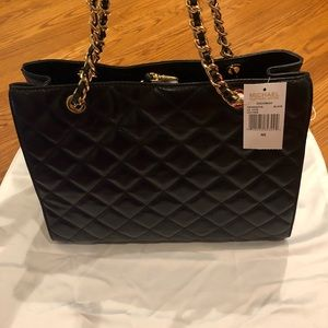8ddc24ac680a MICHAEL Michael Kors Bags - Michael Kors Susannah Large Quilted Tote Bag