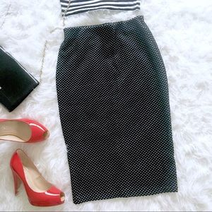 H&M High Waist Pencil Skirt