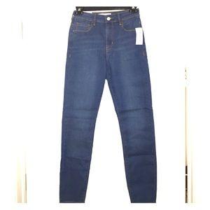Blue PacSun 25 S Super High-Rise Skinniest Jeans