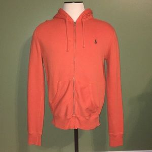 Men's Ralph Lauren zip-up hoodie