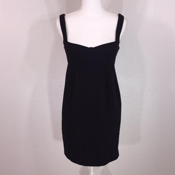 Esthers Archive Dresses Esthers Archive Black Bustier Top Dress
