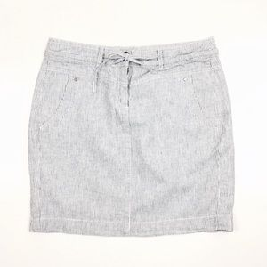 🆕Listing! Kenar pinstripe skirt