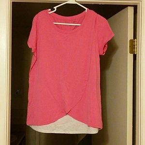 Maternity- Nursing shirt