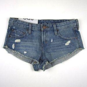NEW BDG 26 Cutoff Denim Shorts