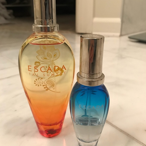 Escada Other Discontinued Taj Sunset Perfume Poshmark