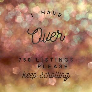 Jewelry - I have over 750 listings... don't miss anything