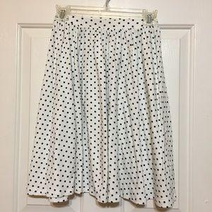 ASOS flare skirt