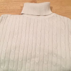 St. John's Bay Cream Sweater