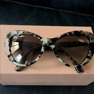💯% Authentic MIU MIU cat eye sunglasses