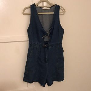Other - Denim Jumpsuit (70s Inspired)
