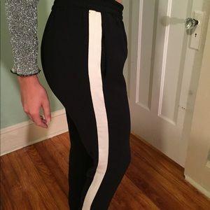 J. Crew Reese Pull on Dress Pants Tuxedo