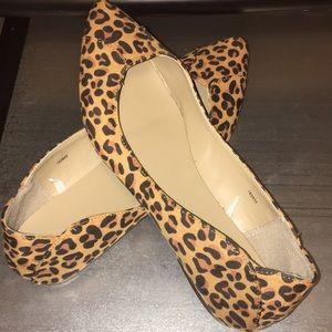 Cheetah flats 👯