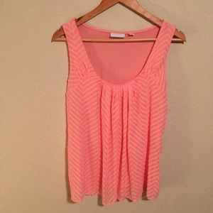 NY & Co. pink top