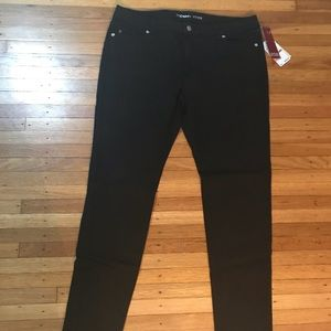NWT Michael Kors Black Denim Jeans