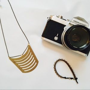 Urban Outfitters necklace | NWT made in USA