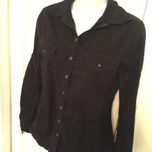 Converse button down shirt.