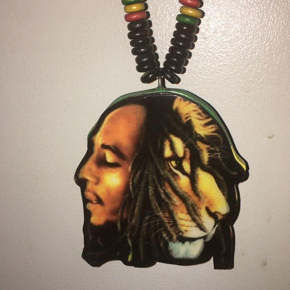 Accessories Jamaican Bob Marley Lion Necklace Poshmark