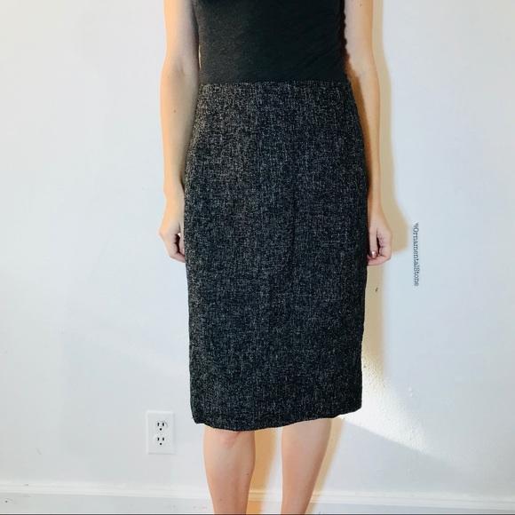 a701e3a9ae Banana Republic Dresses & Skirts - BANANA REPUBLIC TWEED PENCIL SKIRT LINED  6 0333