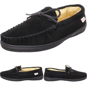 Other - NEW Mens Slippers Fur Moccasins Loafers