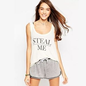 {WILDFOX} Steal Me Tank Top