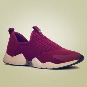 Aldo Bordeaux sneakers
