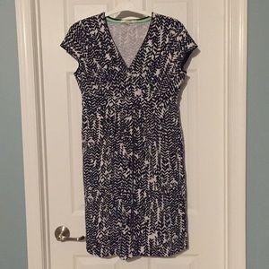 EUC Casual Cotton Boden Dress