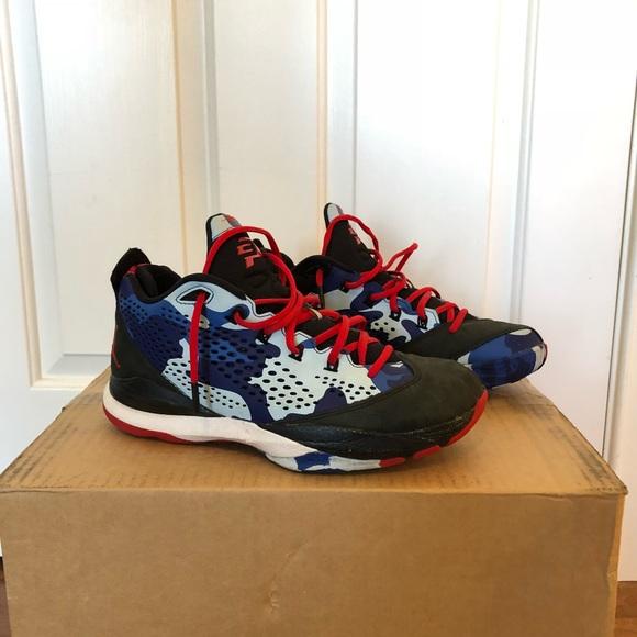 Air Jordan Shoes Mens Cp3 Vii Exclusive Camo Poshmark