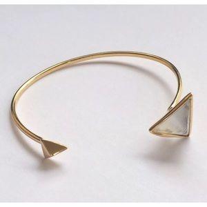 Alexis Bittar bracelet.