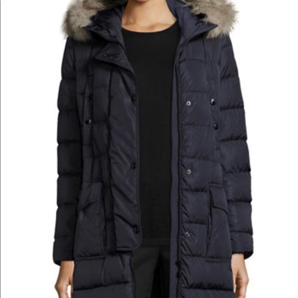 Looking for a long coat (Moncler, Canada Goose)