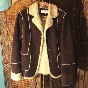 Fuzzy Calvin Cline Jacket