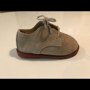Other - Suede baby shoes