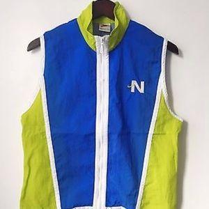 """,🌟🏃♀️Nike """"white tag""""windbreaker vest deadstock"""