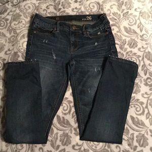 J Crew Reid jeans