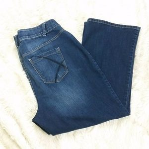 Lane Bryant Bootcut Stretch Jeans Plus Size 20