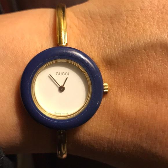 91e4b139ad9 Gucci Accessories - Gucci Bangle Watch