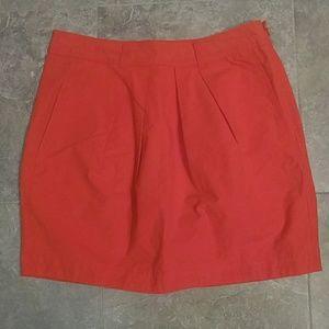 EUC Madewell Broadway & Broome 100%Cotton Skirt
