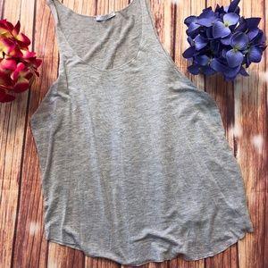 ZARA Trafaluc Collection's Season S/S Grey Top