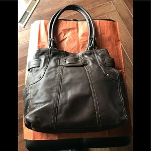 Clarks Leather Bag