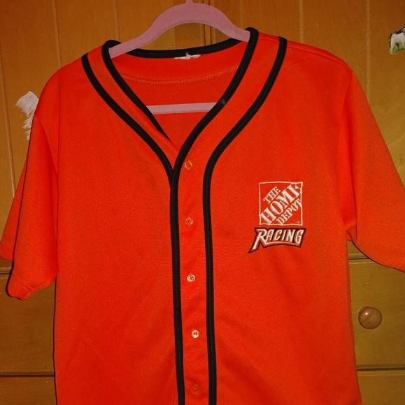 732923b608fd Shirts | Home Depot Tony Stewart Shirt Sz Sm | Poshmark
