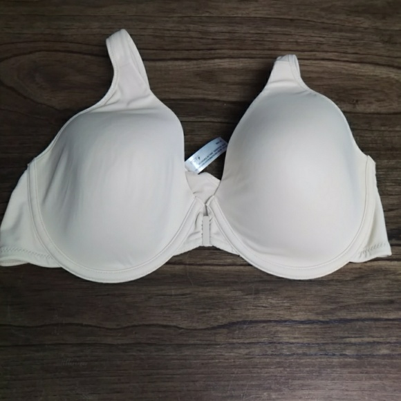 6d5821f74f Front ClipUp Lightly Padded Nude Bra 42A. M 5a2d0ebb68027820e704f8e7