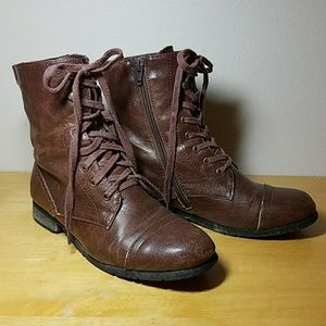 Forever 21 Combat Boots