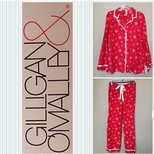 Gilligan & O'Malley Christmas Pajamas