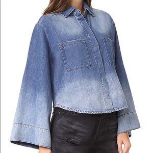 Cult Keystone Denim One Teaspoon Button Up Shirt