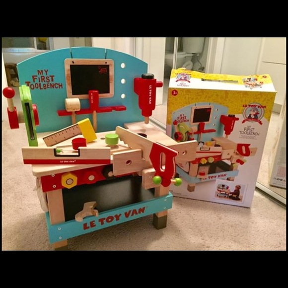 Remarkable Le Toy Van My First Tool Bench Gamerscity Chair Design For Home Gamerscityorg