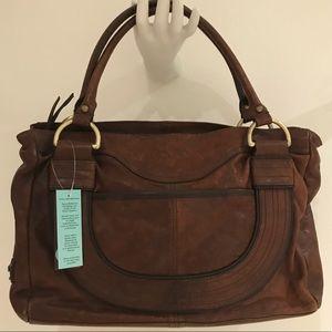 New Aqua Madonna leather 💼 bag.