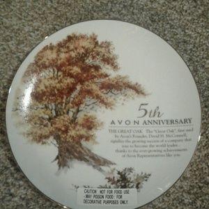 Avon plate