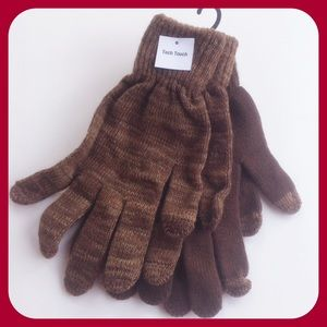 Other - Men Tech Touch Gloves