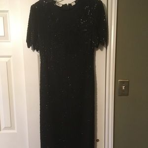 Evening gown! Perfect shape . Worn once.
