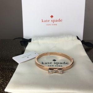 🎄♠️ Kate spade bow bracelet